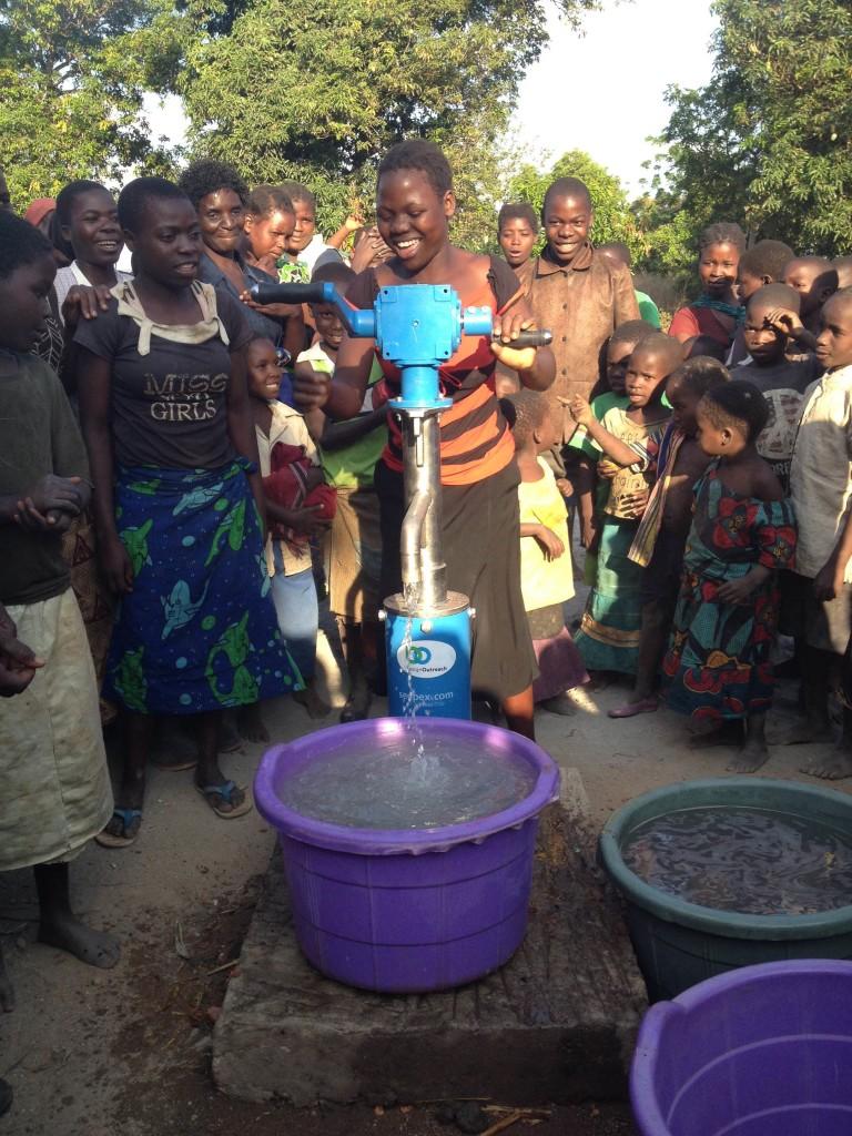 Chilekwa Malawi with LIFEPUMP